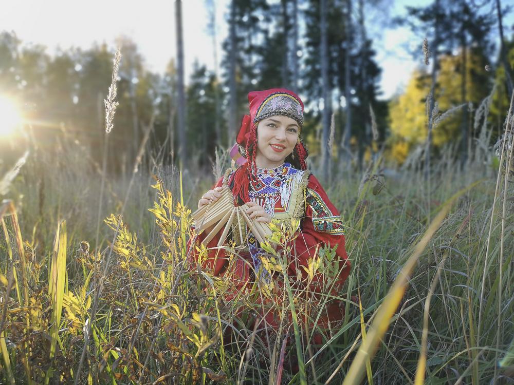 #фольклорный ансамбль #народный ансамбль #русская красавица